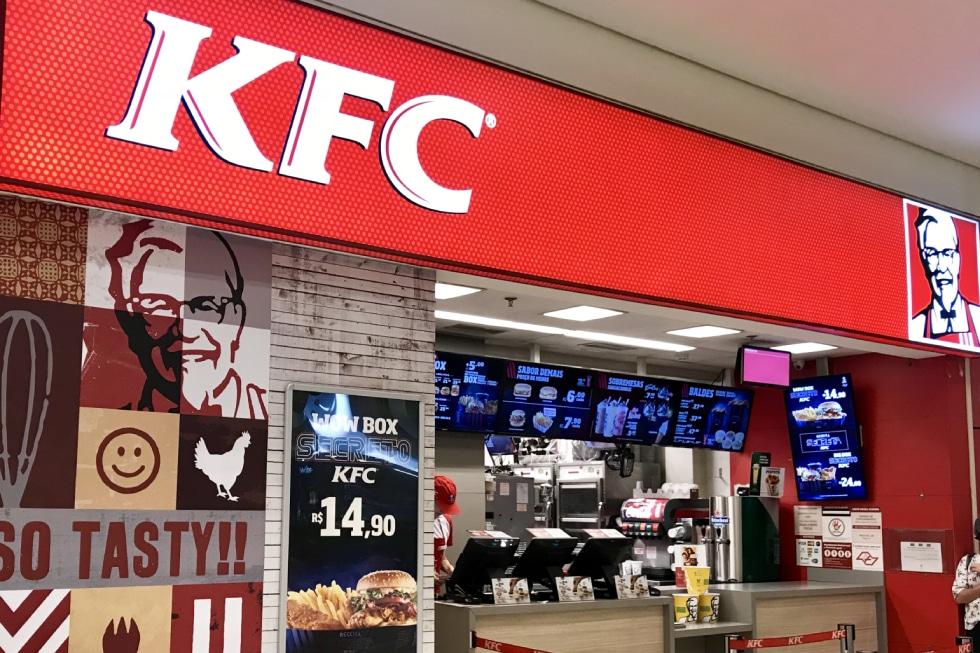 KFC - Franquias Grupo Sforza