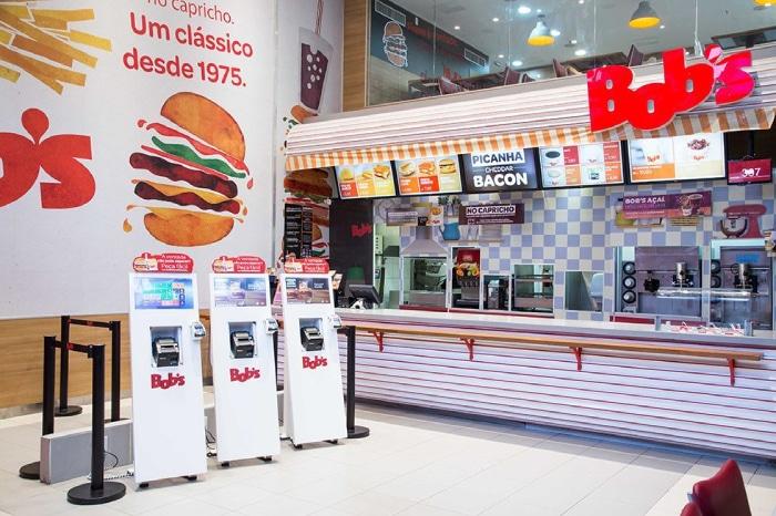 maiores franquias do Brasil - bob's