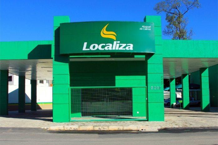 maiores franquias do Brasil - localiza hertz