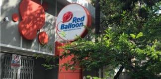 franquia red balloon