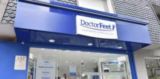 franquia doctor feet