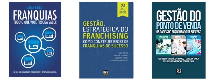 livros sobre franquias 2 1