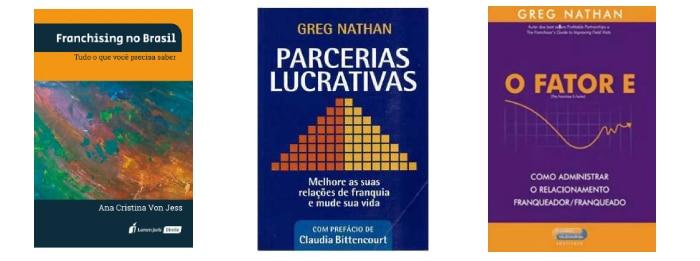 livros sobre franquias