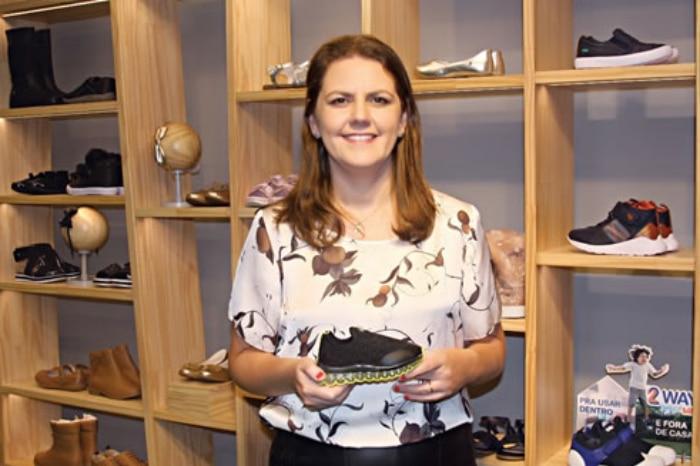 Andrea Kohlrausch - Calçados Bibi