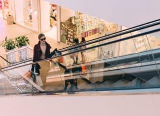 lojas em shopping centers