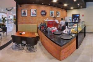 Mr black cafe