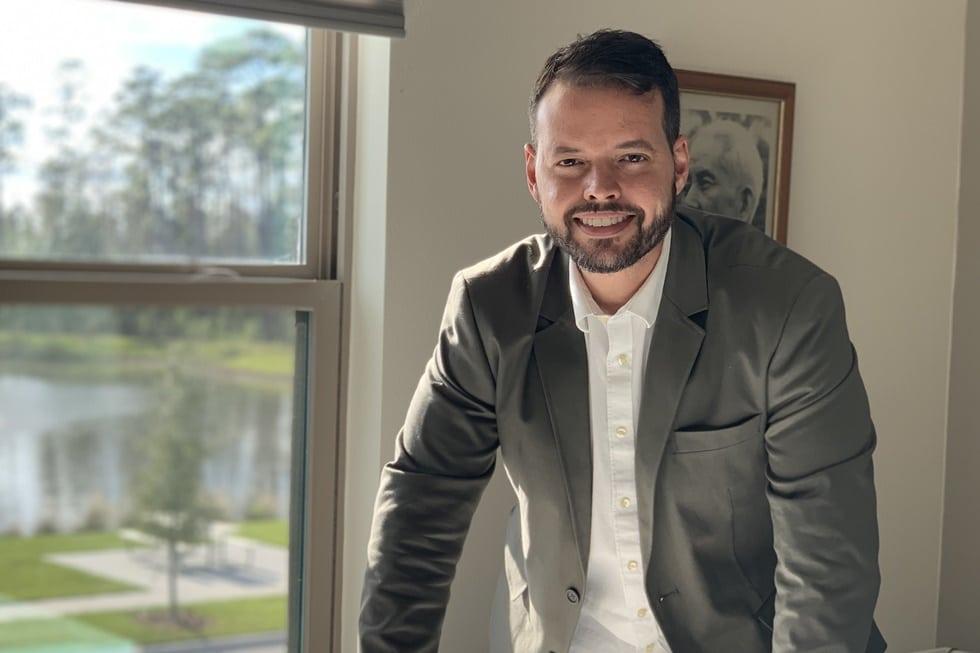 CEO Megamatte Julio Monteiro