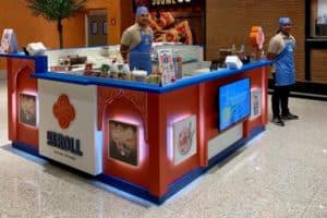 franquia ice cream roll 5