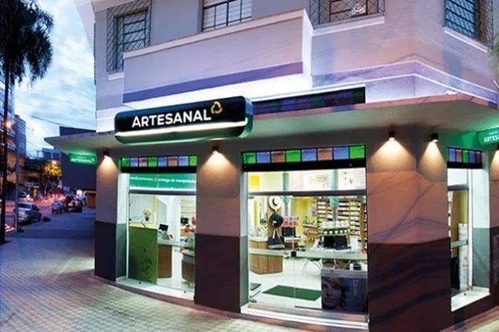 franquia farmacia artesanal