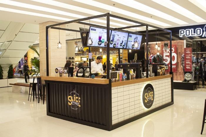 Slice Cream Crédito Agen Publicidade
