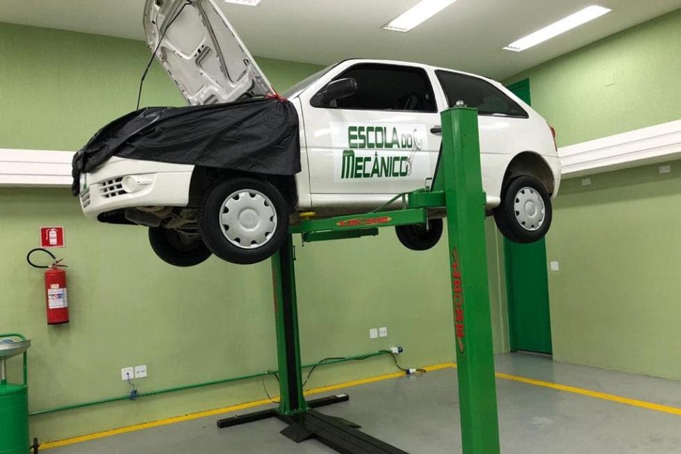 franquia escola do mecânico