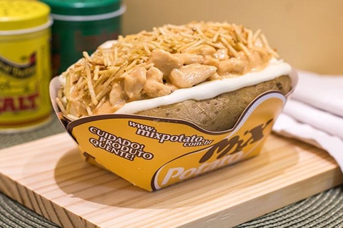 franquia mix potato
