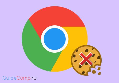Google Chrome-да печенье қалай тазартуға болады