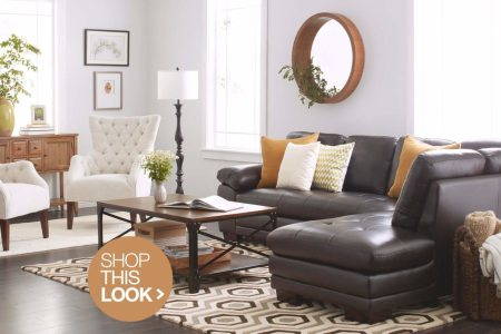 6 Trendy Living Room Decor Ideas to Try At Home   Overstock com Living Room Ideas