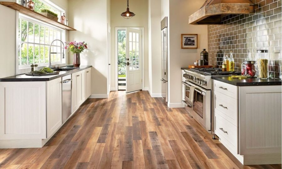 Best Budget Friendly Kitchen Flooring Options   Overstock com Best Budget Friendly Kitchen Flooring Options