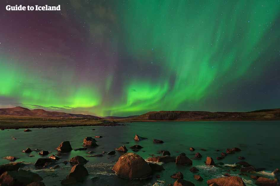 Best Way See Northern Lights Iceland