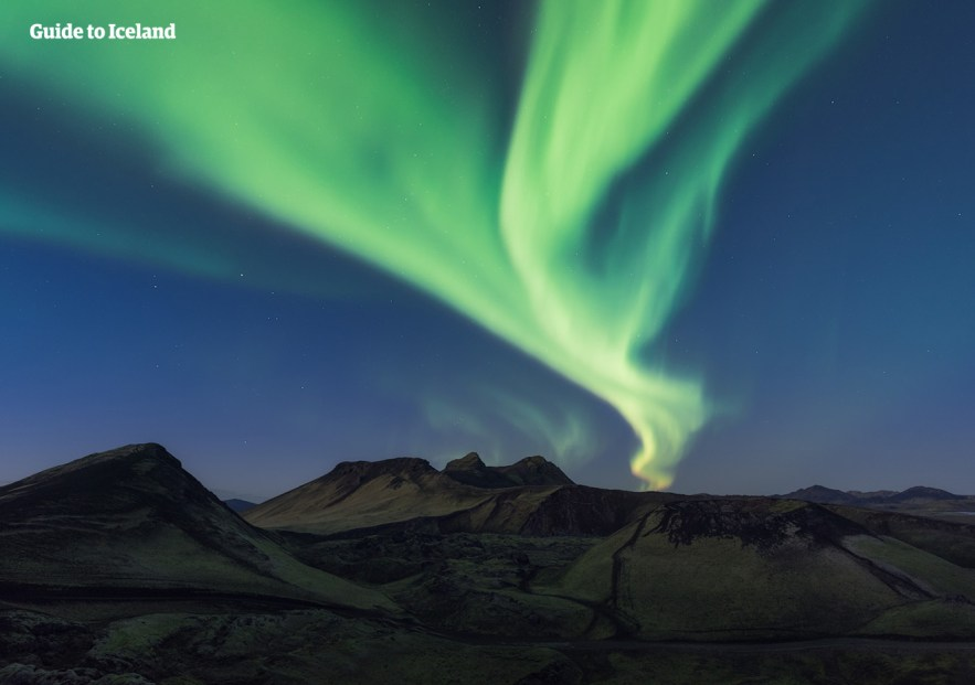 See I Lights Can Northern Iceland April