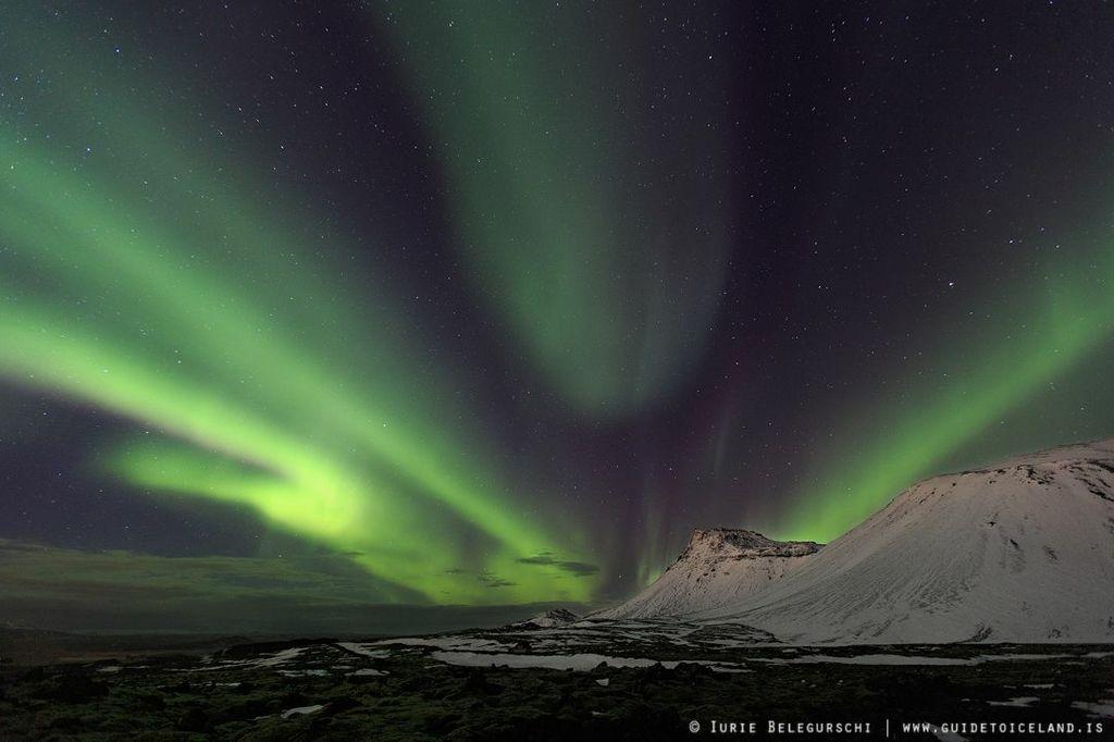 Best Northern Lights Tour Iceland