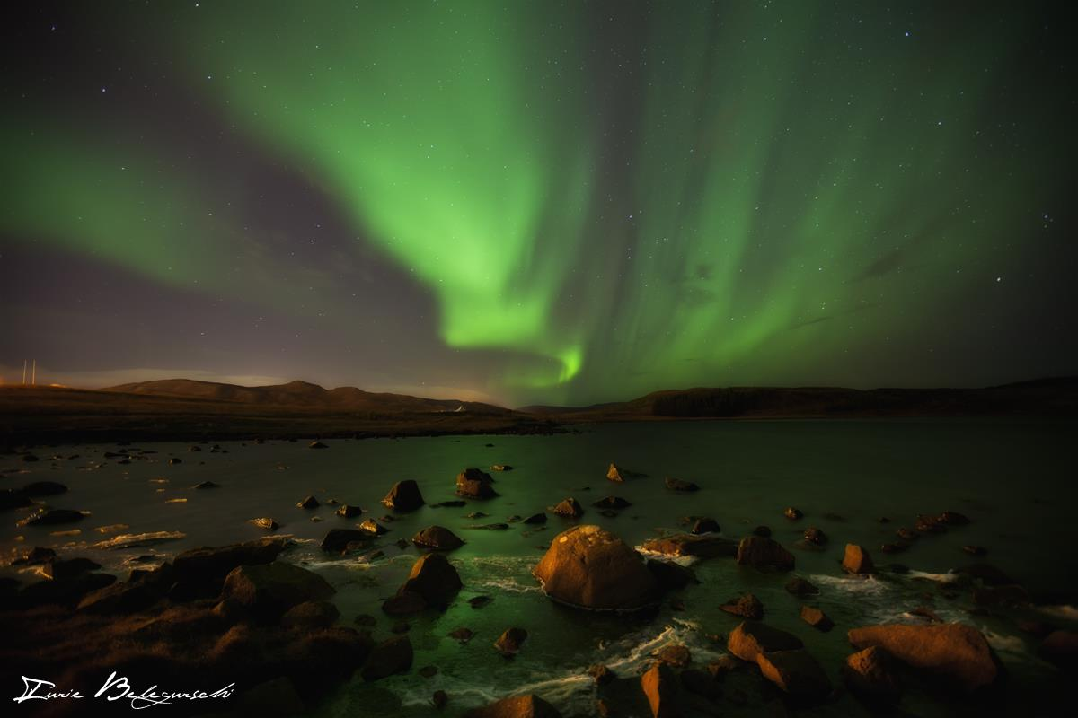 Best Place See Northern Lights Iceland