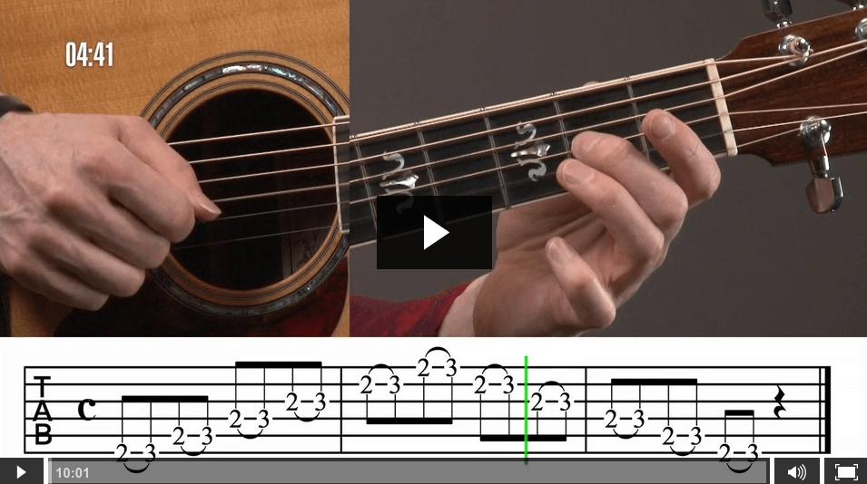 Intermediate Hammer Ons 1 Guitar Compass