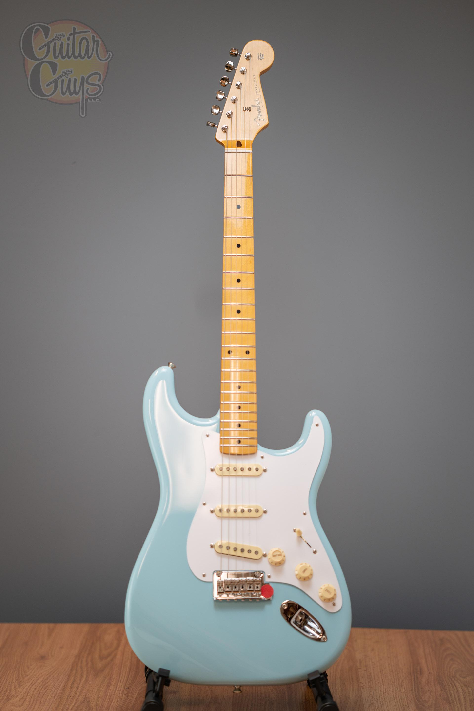 Chart Fender Radius Neck