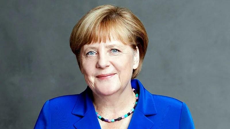 german chancellor merkel - 800×450