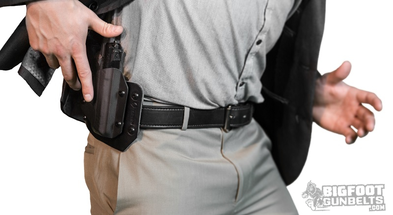 Security Armed Duty Can Carry