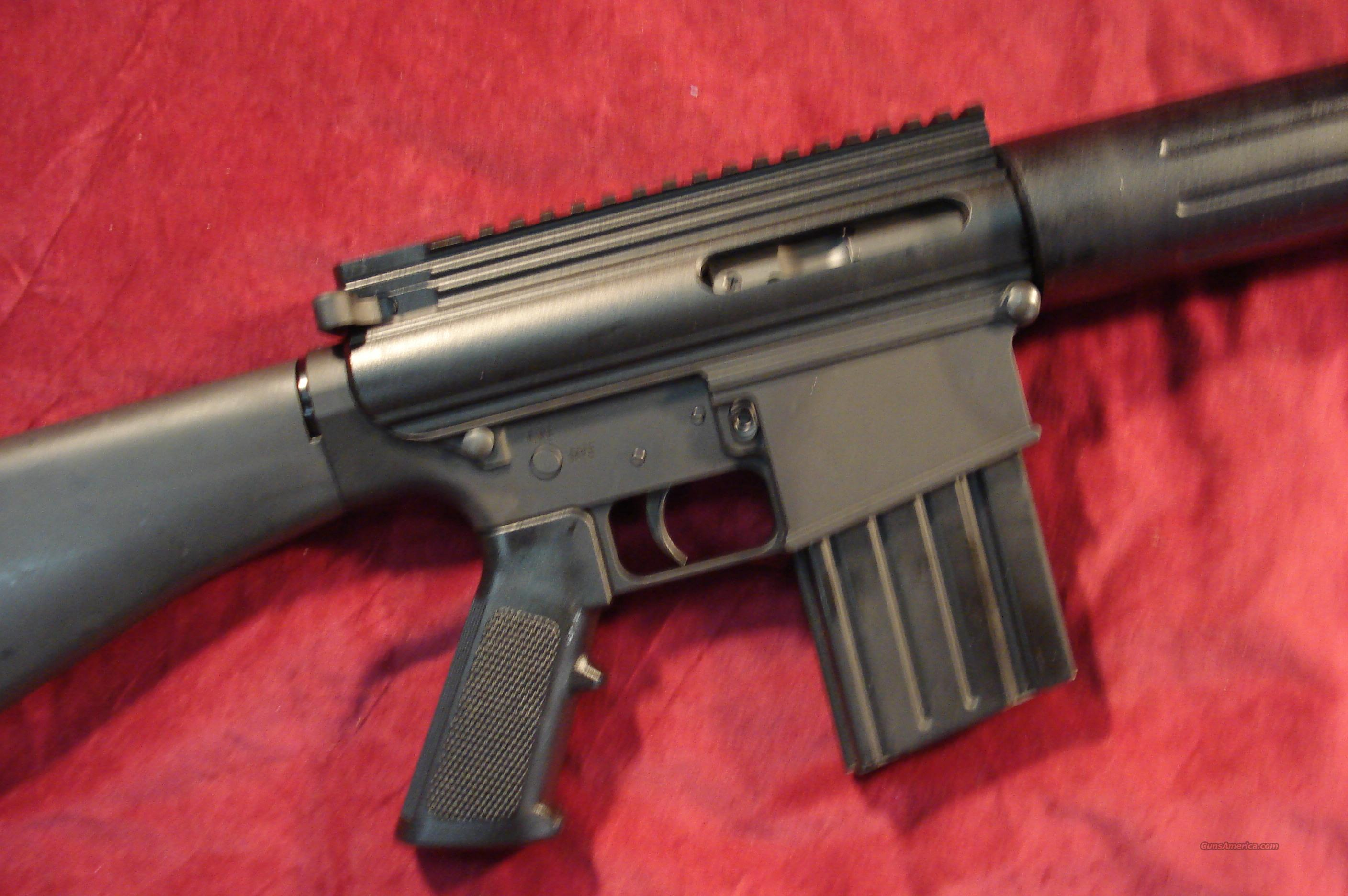 Rifle 308 Auto Bull Panther 7 Barrel Win 62 Lr 24 308 Stainless Nato Semi Dpms