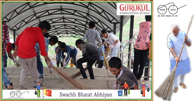 Bharat Swach Vidhyalay campaign