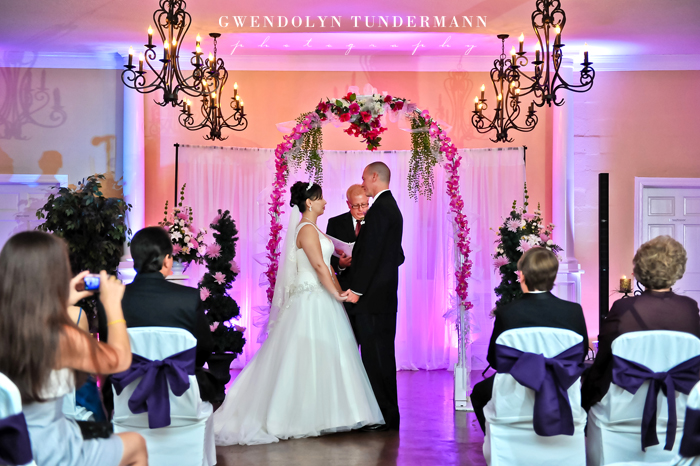 Wedding at the Orange Park Woman's Club   Jacksonville ...