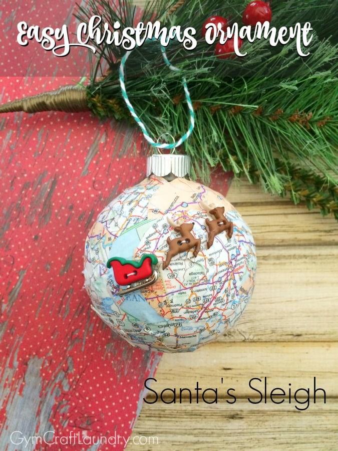 Fillable Light Bulb Ornaments