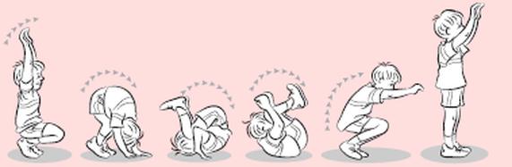 Forward Gymnastics Roll