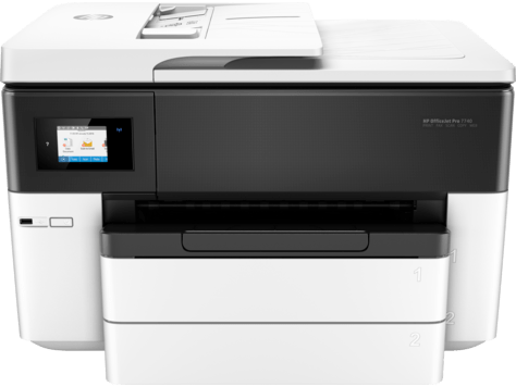 Hp Officejet Pro 7740 Wide Format All In One Printer