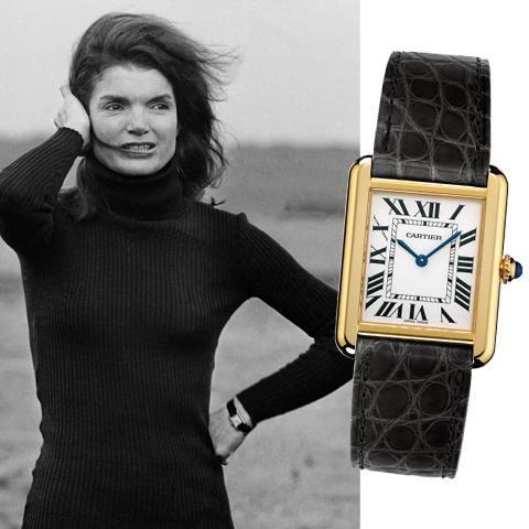 Habitually Chic          Timeless Chic  The Cartier Tank Watch 0 cartier tank watch jackie kennedy habituallychic