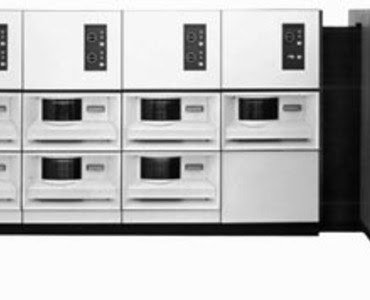 Direct Access Storage (Дереккөз: IBM)