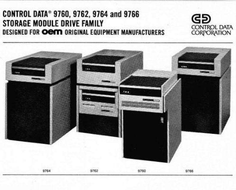 CDC 976x брошюрасы, 1977 жылғы наурыз (Дереккөз: Басқару деректер корпорациясы)
