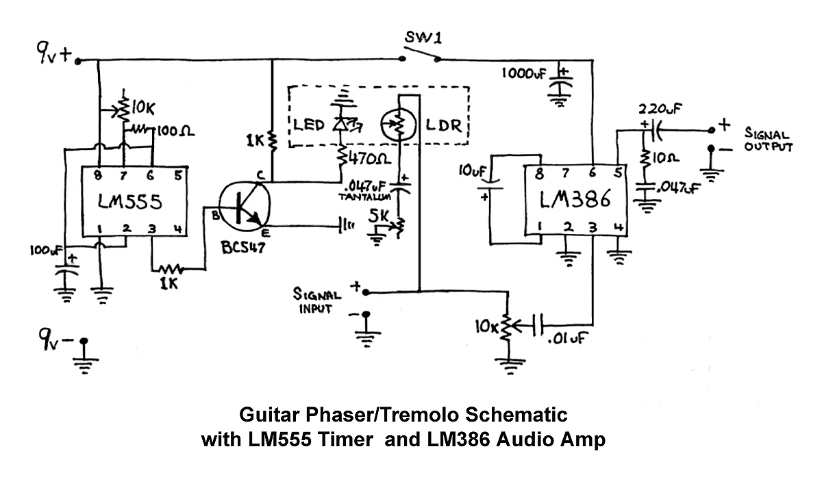 For A 10k Potentiometer Wiring Diagrams