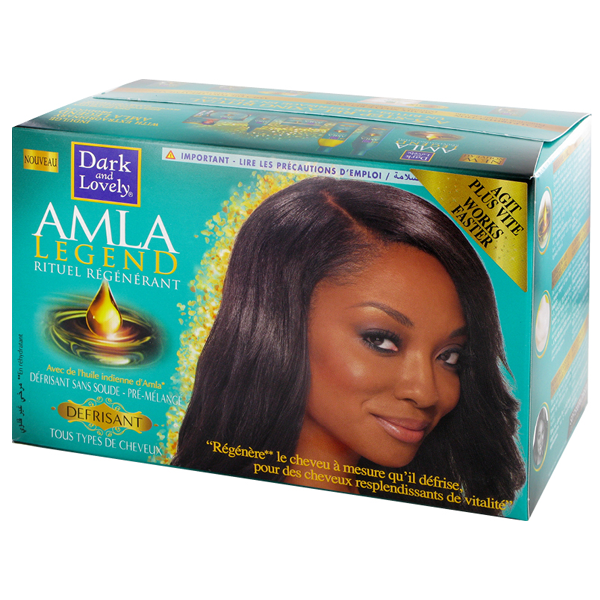 Dark And Lovely Hair Relaxer
