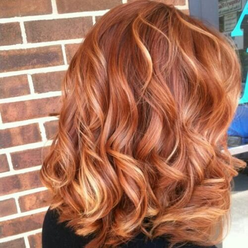 Strawberry Hair Forever: 50 Breathtaking & Lovely Ways to ...