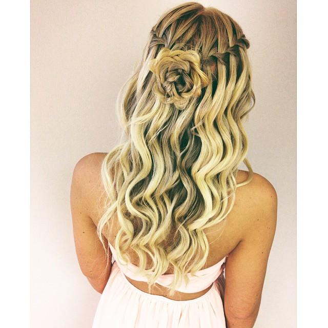 Simple Summer Hairstyles For Long Hair Page 11