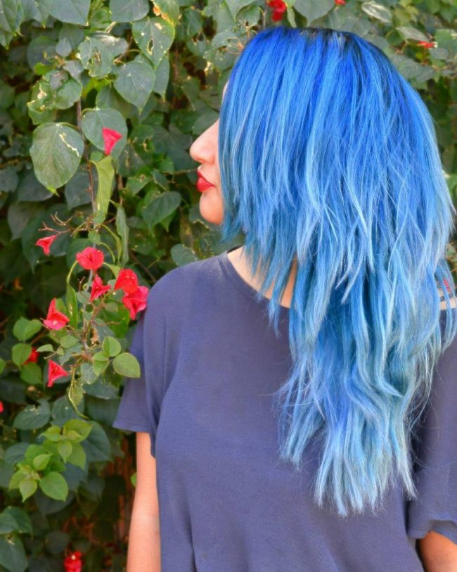 Indigo Hair Color Fades Quickly