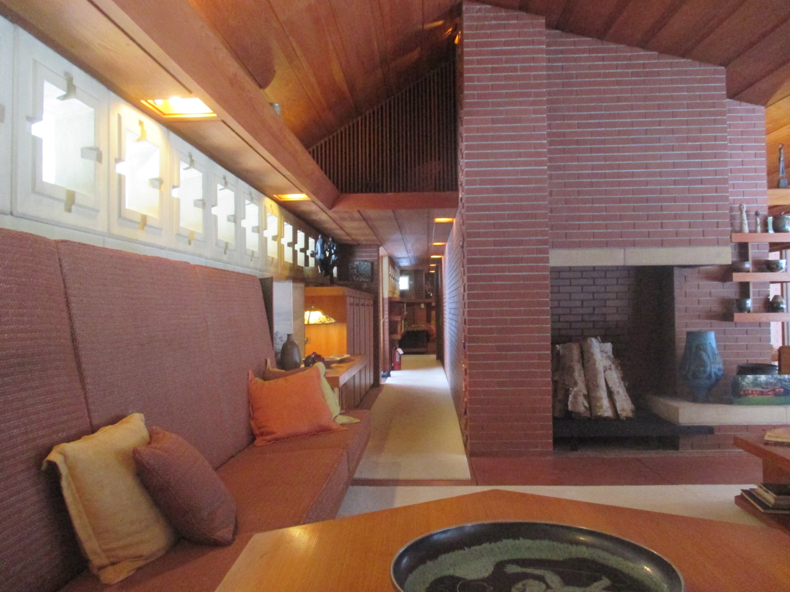 Frank Lloyd Wright S Zimmerman House Manchester Nh 12 18