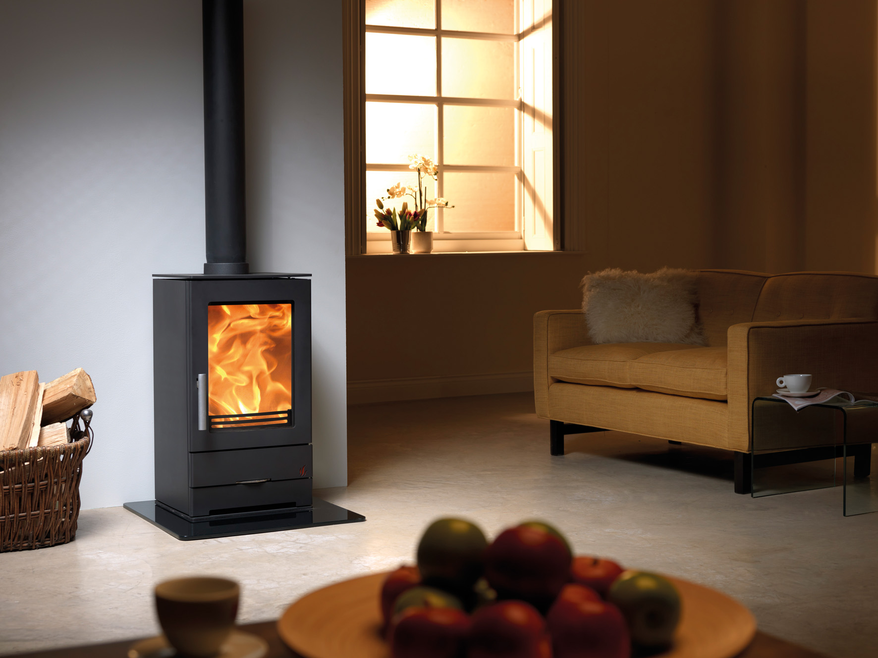 Acr Trinity 1 5kw Hancock Stoves And Flues
