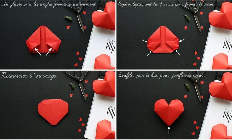 Master Class Lớp trái tim origami 04