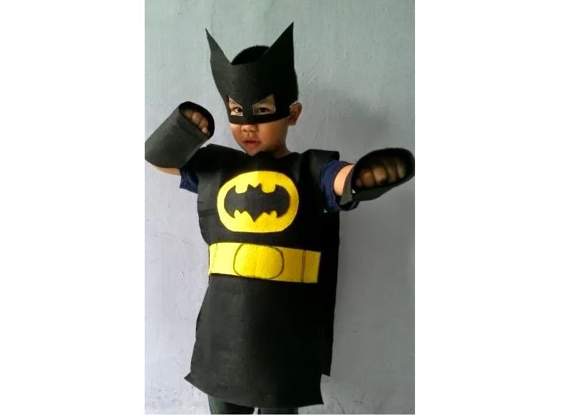 Batman Costum pentru băiat o face singur