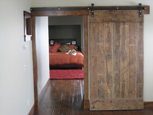 Barnyard Interior Doors