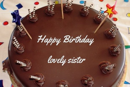 Happy birthday cake lovely sister 4k pictures 4k pictures full birthday cake cards for sister birthday greeting cards by davia to my best supporter sis happy birthday card most beautiful birthday wishes for sister in publicscrutiny Images