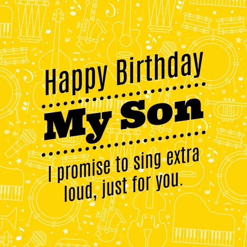 Happy Birthday My First Born Son Who Has Grown Man