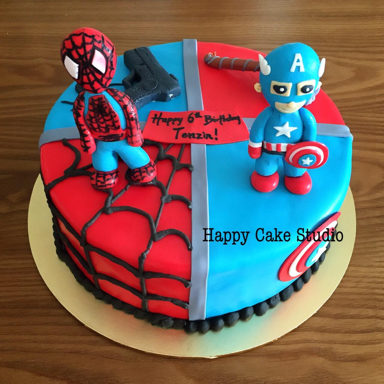 Thor Happy Cake Studio