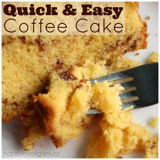 Cake Quick Recipes Easy N